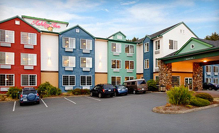 Ashley Inn and Suites - Ashley Inn and Suites in Lincoln City