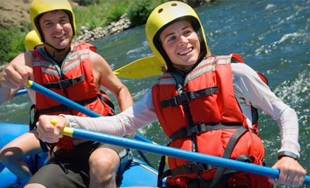 One Day Rafting Adventure (a $135 value) - Kidder Creek Rafting Trips in Happy Camp