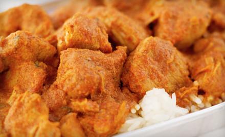 $20 Groupon to Standard India Restaurant - Standard India Restaurant in Chicago