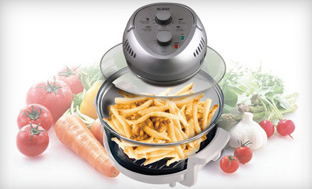 Good for a Big Boss Oil-Less Fryer (a $166 value) - Big Boss Oil-Less Fryer in