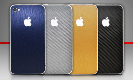 iPhone 4 or 4S Cover - iCoverSkin in