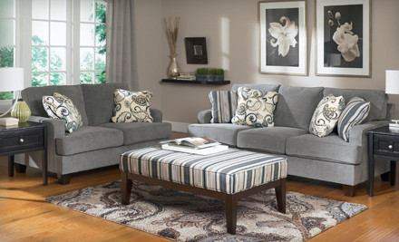 Charlotte 49 For 150 Worth Of Home Furnishings At Ashley Furniture Homestore Groupon