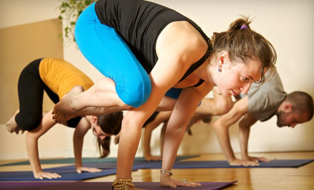 5 Classes (a $75 value) - Loom Yoga Center in Brooklyn