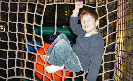 5-Visit Punch Card to the Indoor Playground (a $37 value) - Lookout Ridge Indoor Playground in Woodbury