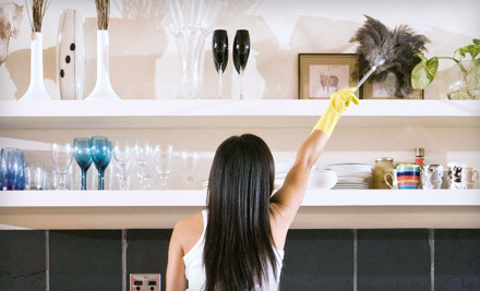 One 2-Hour Housecleaning Session (a $90 value) - Heavenly Maid Cleaning Service in