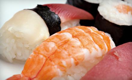 $30 Groupon to Gari Japanese Fusion Restaurant - Gari Japanese Fusion Restaurant in Brookline