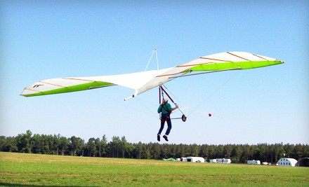 Blue Sky Hang Gliding - Blue Sky Virginia Hang Gliding in Manquin