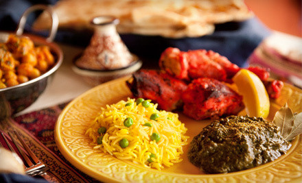 Lunch Buffet for 2 (a $20 value) - Star of India in Austin
