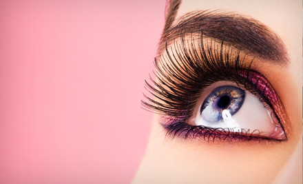Full Set of Mink Eyelash Extensions (a $300 value) - Atlanta Permanent Cosmetics in Alpharetta