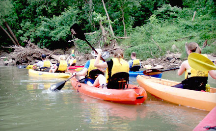 Kayak Tour for One (a $40 value) - Buffalo Bayou Shuttle Service in Houston