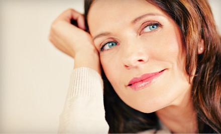One 60-Minute Natural Lift Microcurrent Facial Treatment (a $125 value) - Soul Serenity in Newburyport