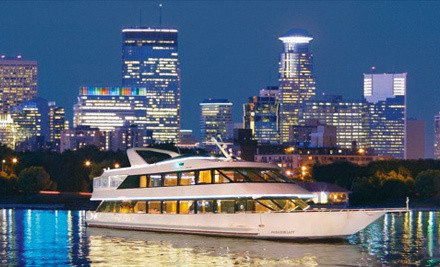 Paradise Charter Cruises and Minneapolis Queen - Paradise Charter Cruises and Minneapolis Queen in