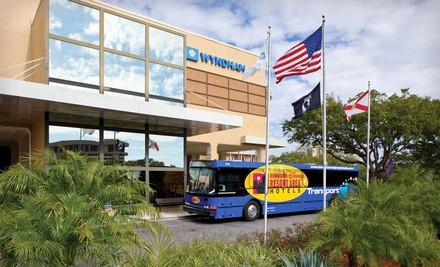 Option 1: Two-Night Stay, Valid 4/156/7 and 8/189/27 - Wyndham Lake Buena Vista Resort in Lake Buena Vista