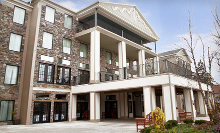 Option 1: One-Night Stay SundayThursday, Valid 4/136/15 - Barton Hill Hotel & Spa in Lewiston