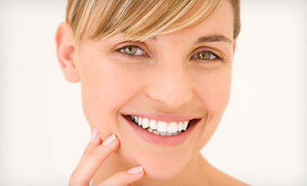 Dental Package: Comprehensive Oral Exam, Cleaning, and a Cosmetic Evaluation (a $180 value) - Alan J. Moltz, D.D.S. in Arlington Heights