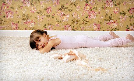 Three Rooms of Carpet Cleaning (a $99.95 value) - Absolutely Spotless in