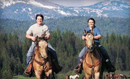 1-Night Stay for Two in the Main Lodge with Breakfast (a $125 value) - Western Pleasure Guest Ranch in Sandpoint
