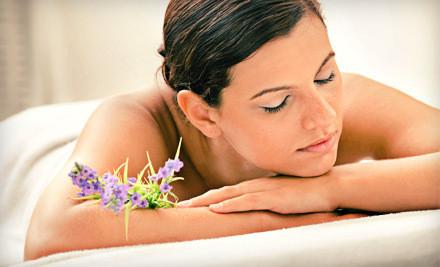 90-Minute Swedish or Deep-Tissue Massage - Hairaholic Salon in Mansfield