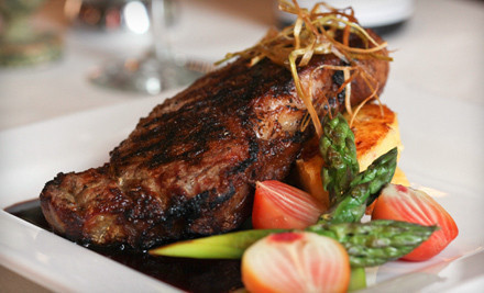 $40 Groupon for Dinner on Wed. or Thu. - Webster House in Kansas City