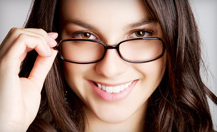 20-Minute Eye Exam, 20-Minute Contact-Lens Fitting & $225 For a Complete Pair of Eyeglasses (a $525 value)  - Precision Vision in Baltimore