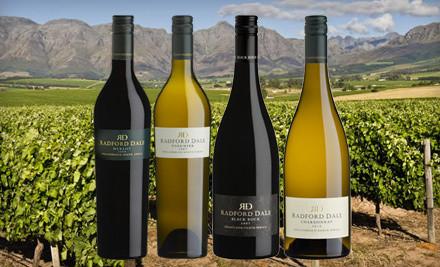 Radford Dale Wines - Radford Dale Wines in
