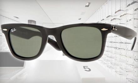 $200 Worth of Prescription Eyewear or Prescription Designer Sunglasses - Atlanta Eye Shop in Atlanta