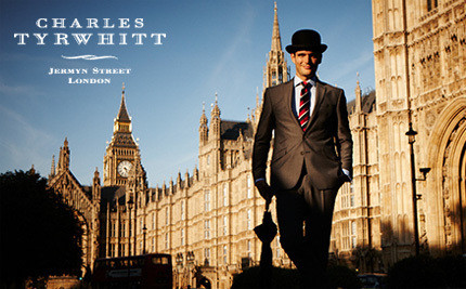 $50 Groupon  - Charles Tyrwhitt in