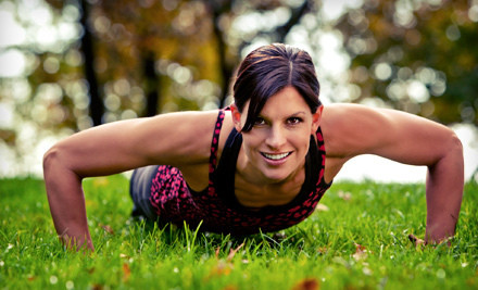 10 Outdoor Boot-Camp Classes and a 1-Hour Fitness Assessment (a $185 value) - V Fit in Brownsburg