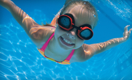 2-Hour Children's Party for up to 15 Guests (a $250 value) - Swim-U in Leesburg