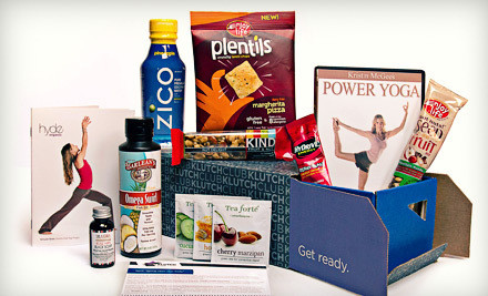 One-Month Membership with One Shipment of the April Box (an $18 value) - KLUTCHclub in