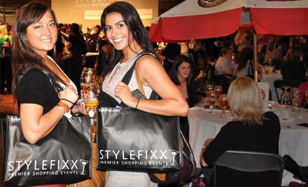 StyleFixx Premier Shopping Events on Wed., May 9: Two Tickets (a $64 value) - StyleFixx Premier Shopping Events in Boston