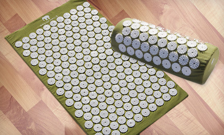 Abilene, TX: Bed of Nails Acupressure Mat or Pillow (Up to 49% Off). Shipping Included.