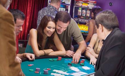 A Casino Event - A Casino Event in