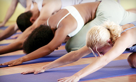 6-Week Yoga Session (a $105 value) - Rising Hearts Yoga Studio in Spring