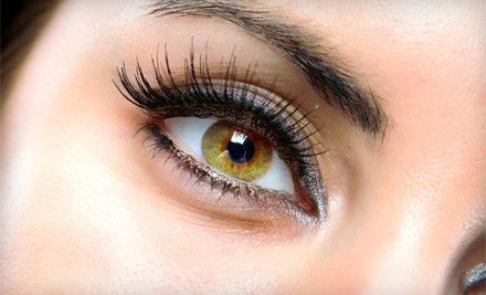 Eyelash Perm (an $80 value) - Faces By Vincent Ford in Culver City