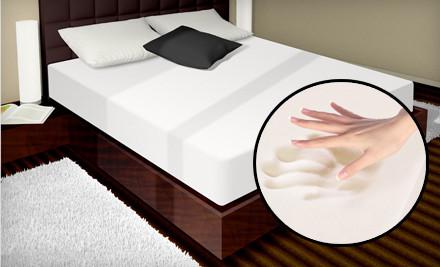 Full-Size PuraSleep PuraVida Essence Memory-Foam Mattress (a $1,399 value) - Memory-Foam Mattress in