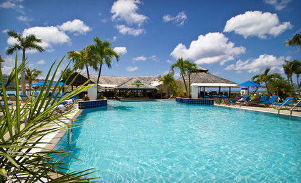 Option 1: Three-Night Stay - Royal Palm Beach Resort in Simpson Bay