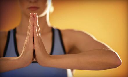 10 Drop-In Yoga Classes - Umang's Wellness Haven in San Ramon