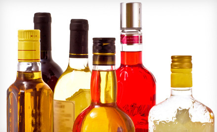 $30 Groupon for Beer, Wine, and Liquor - Bottles in El Sobrante