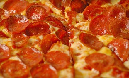 $20 Groupon to Pavlo's Pizza and Pasta - Pavlo's Pizza and Pasta in San Ramon