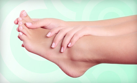 Laser Nail-Fungus-Removal Treatment for One Foot (an $800 value) - New Nail Laser Centers in Ardmore