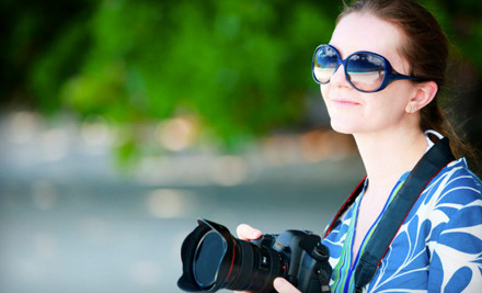 2-Hour Photography Workshop (a $120 value) - Astra Creative Photography and Video in Carmel