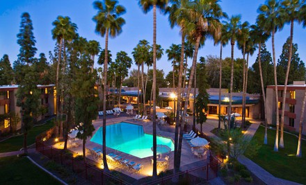 Two-Night Stay for Two Adults in a Garden-View Room; Up to Two Kids 14 or Younger Stay Free - Fiesta Resort Conference Center in Tempe