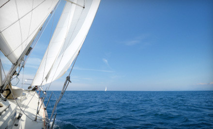2-Hour Sailing Lesson for 1 Person (a $140 value) - Sailing Ventures in South Lake Tahoe