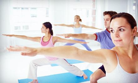 10 Yoga Class Pass (a $150 value) - StudiOMango in Pennington