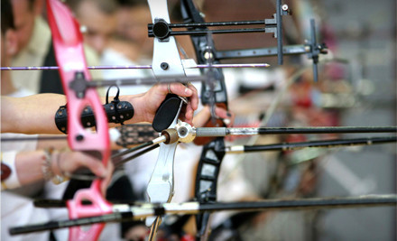 1-Person Archery-Lesson Package (a $30 total value) - Queens Archery in Flushing