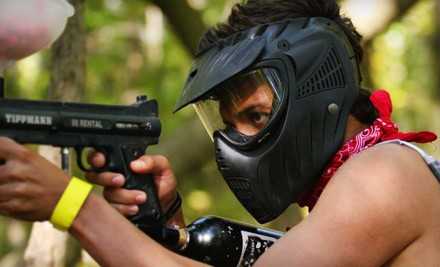 All-Day Paintball Outing for 1 (a $60 value) - Lone Wolf Paintball in Mt. Clemens