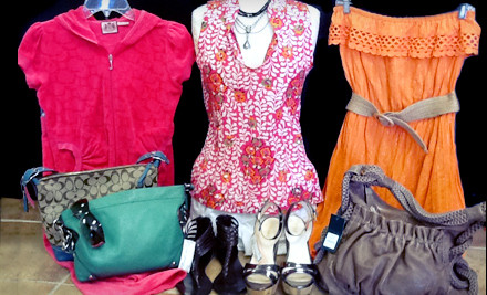 $40 Groupon - Private Collection Consignment in Madison