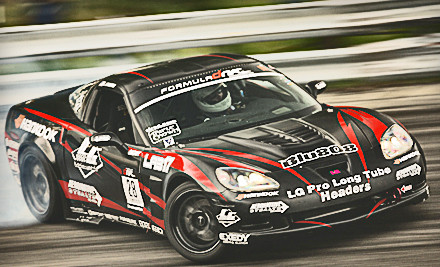 2-Hour Drifting Course, Redeemable on Weekdays (a $225 value) - American Controlled Driving Academy in Willows