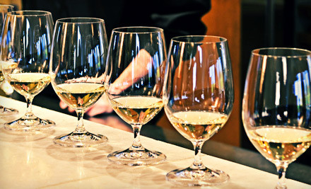 Tastings of 5 Wines with Small Plates and a Complimentary Wine Glass for 1 on May 12 (a $34 value) - Wooden Stone Gallery in Davidson